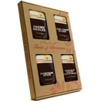 Barnie's CoffeeKitchen Taste of Christmas Coffee Sampler (2.5oz Ground)