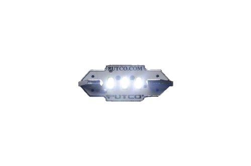 "Putco 231125 Universal Stick Led Lighting With 1.25"" Festoon Bulb"