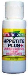Nature Zone SNZ59231 Appetite Plus Reptile Concentrated Solution 1 7-OunceB0002ARSK8