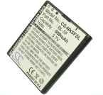 Battery for Nokia 6210 Navigator 6290 6710 C5-SCDMA E65 N93 N93i N95 3.7V 950mAh