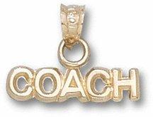 Coach Pendant - 14KT Gold Jewelry