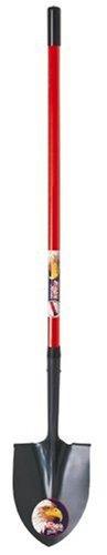True Temper Eagle Round Point Shovel With 46-Inch Fiberglass Handle 1348500