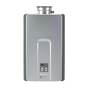 Water Heater, Tankless, Natural Gas