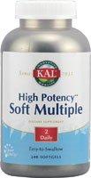 Kal High Potency Soft Multiple - 240 Gels