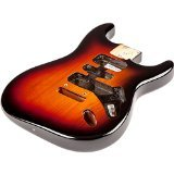 Fender USA Stratocaster Body (Modern Bridge) - 3-Color Sunburst