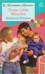 Three Little Miracles (Baby Boom) (Harlequin Romance)
