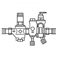 Vaillant 000661 Sicherheitsgruppe mit Druckminderer  BaumarktKundenberichte und weitere Informationen