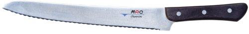 Mac Knife Superior Bread Knife, 10-1/2-Inch