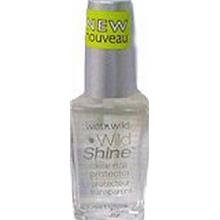 Wet n Wild Wild Shine Nail Color 401A Clear Nail Protector
