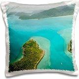 Whitsundays - Australia, Whitsunday Islands 16x16 inch Pillow Case