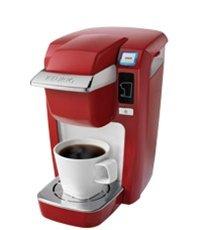 Keurig® B31 Mini Plus Personal Coffee Brewer - Red