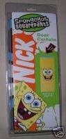 Nickelodeon Spongebob Squarepants Door Curtain front-1070108