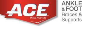 Ace Brand, Ace Support, ACE Brand Ankle Brace with SideStabilizers