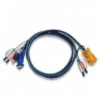 IOGear 10FT USB KVM CABLE FOR CS1758 ( 2L5303U )