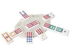 CHH - Domino Hub - Plastic Oval Shape, 2-8 Players