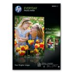 HP Q5451A - Everyday Photo Paper - Semi-gloss photo paper - A4 (210 x 297 mm) - 200 g/m2 - 25 sheet(s)