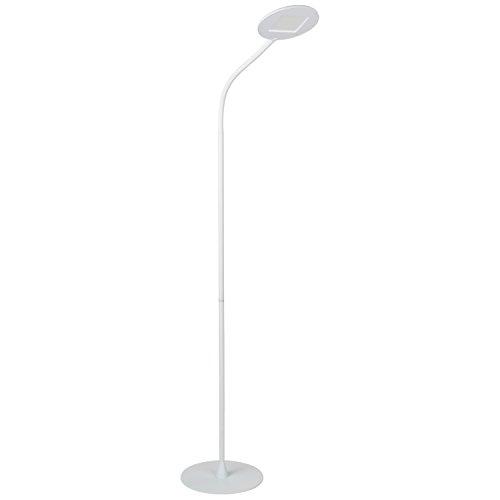 Led reading floor lamps best reading floor lamps for for Best led floor lamp for reading