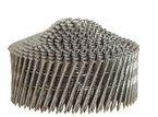 吉成産業ステンレス リング釘 ワイヤー連結斜め釘φ2.1×45  400本巻 1巻