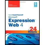 Sams Teach Yourself Microsoft Expression Web 4 in 24 Hours (11)