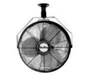 Air King 9718 1/6 HP Industrial Grade Ceiling Mount Fan, 18-Inch