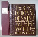 img - for The Benedictional of Saint Aethelwold Leather Box Set Folio Society Limited Printing book / textbook / text book