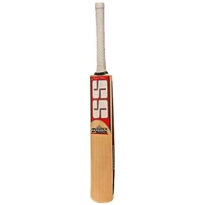 SS Super Power Kashmir Willow Cricket Bat, Short Handle