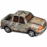 Rivers Edge Truck Piggy Bank - Camo