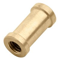 Calumet Adapter Spigot With 3/8-16 And 1/4-20 Female Threads