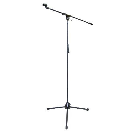 Tripod Microphone Stand With Boom