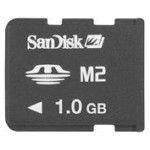 SanDisk Memory Stick Micro M2 - 1GB
