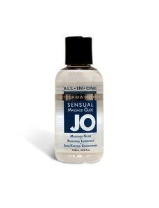 Jo Massage Oil Unscented 4oz
