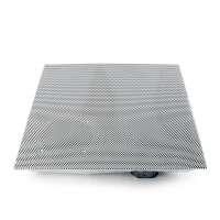 Cablestogo 41109 Plenum-Rated 2X2 Drop In Ceiling Speaker - 70/25 Volt