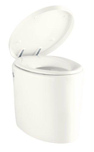 KOHLER K-3492-0 Purist Hatbox Toilet, White for Sale | One-Piece ...