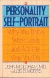 img - for The Personality Self-Portrait book / textbook / text book