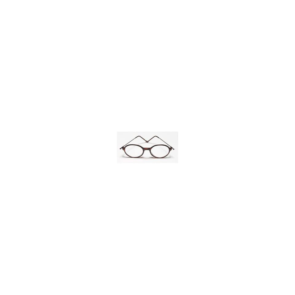 4b6c8eb7802c Reading Glasses 2.50 power Oval Metal Plastic Case with Fancy Plastic