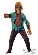 Child's The Wolf Man Halloween Costume (Size:
