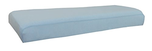 2 Jersey Knit Fitted Portable/Mini Sheet, 100% Cotton, Baby Blue