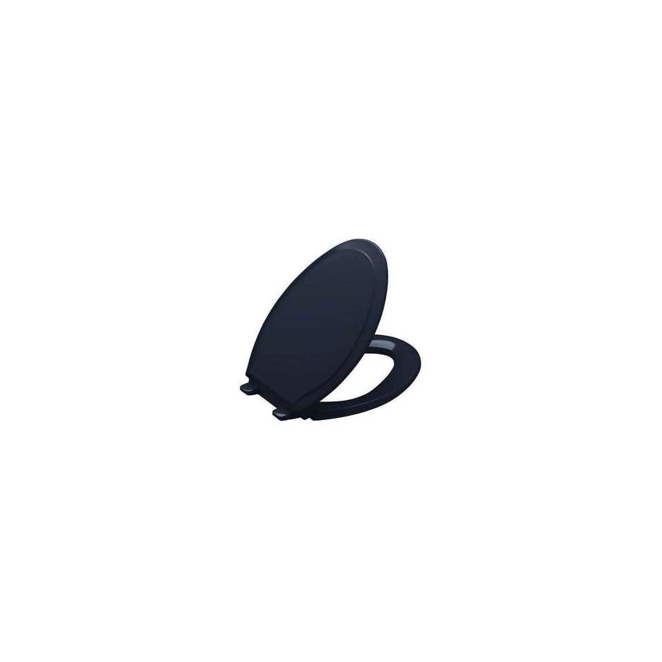 Kohler K 4734 52 Kohler Rutledge Toilet Seat Navy