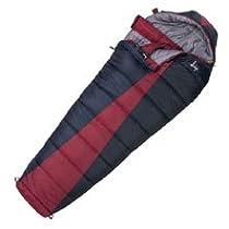 Slumberjack Latitude 0 Degree F Mummy Bag, REGULAR (RIGHT ZIP)