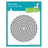 Lawn Cuts Custom Craft Stackables Dies-scallop Circles, .625