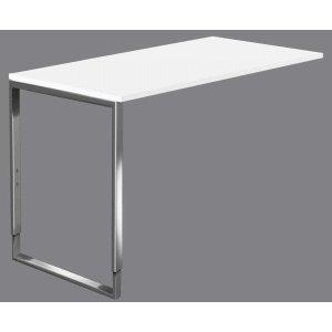kerkmann montaggio scrivania AVETO, mm B1,000, bianco 4515