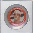 Willie McGee St. Louis Cardinals BB (Baseball Card) 1984 Fun Foods Pins #33 at Amazon.com