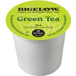 Green Mountain Coffee Roasters Gourmet Single Cup Coffee Green Tea Bigelow Traditional Teas 12 K-Cups (A)