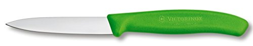 Victorinox Paring Knife, 3.25 In., Green