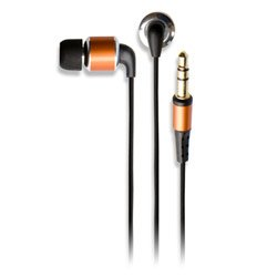 Xtreme Ear Buds In-ear Design 3 Sizes Carry Case Short&long Cable