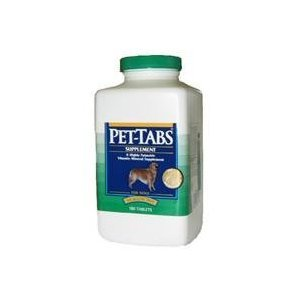 Pet-Tabs OF for Dogs - 180 Count