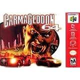 CarmaGeddon 64 (Nintendo 64)