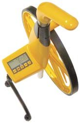 Trumeter Lcd Electronic Outdoor Measuring Wheel