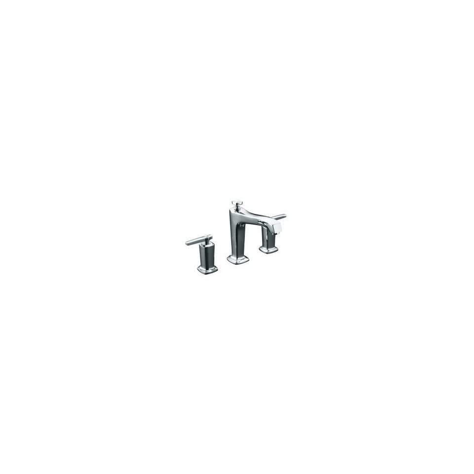 Kohler K T16237 4 Margaux? Bath  Or Deck Mount Bath Faucet Trim, Valve Not Included