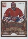 Jose Theodore #442/500 (Hockey Card) 2012-13 Elite The Great Outdoors #33